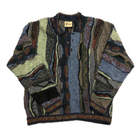 Vintage Coogi Classic Rugby Sweater L