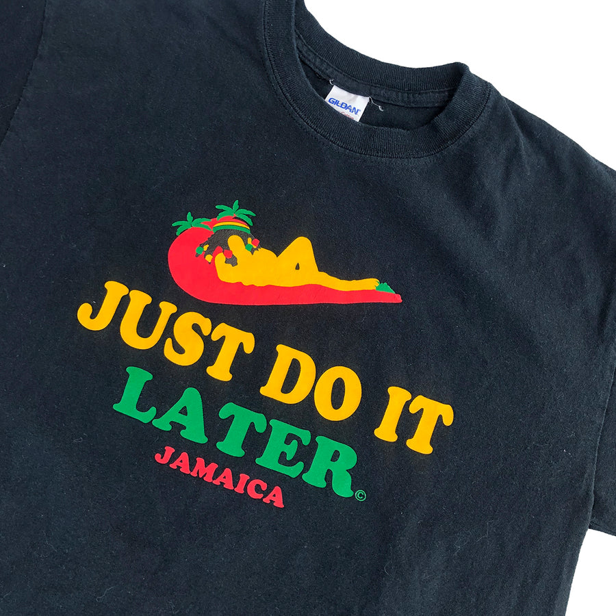 Nike Jamaica Just Do It Later Tee M