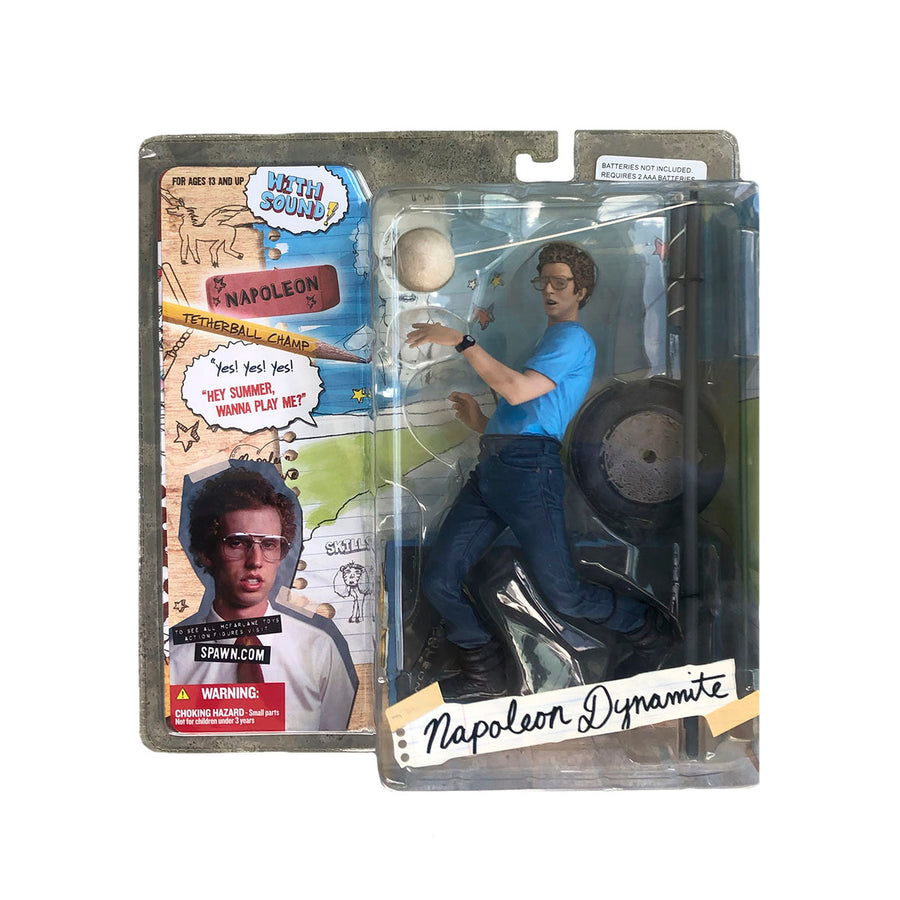 Napoleon Dynamite Action Figure