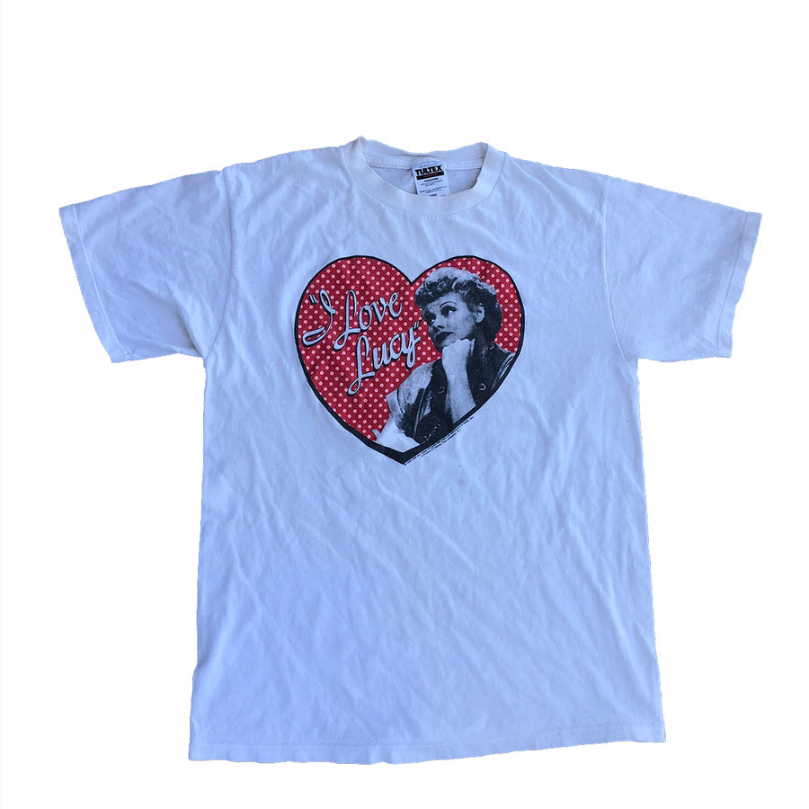 Vintage 1995 I Love Lucy Tee L
