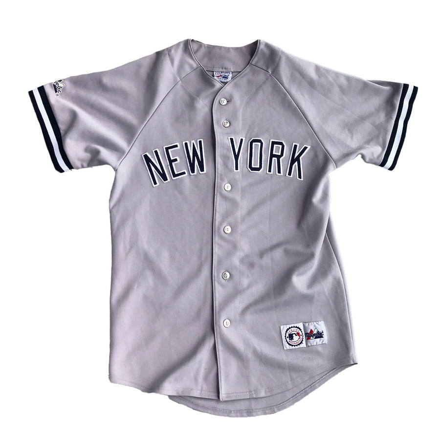 Vintage MLB New York Yankees Jersey L