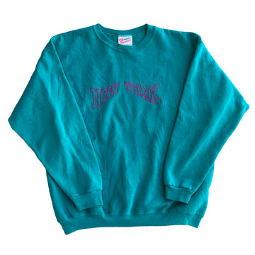 Vintage New York Crewneck Sweater L