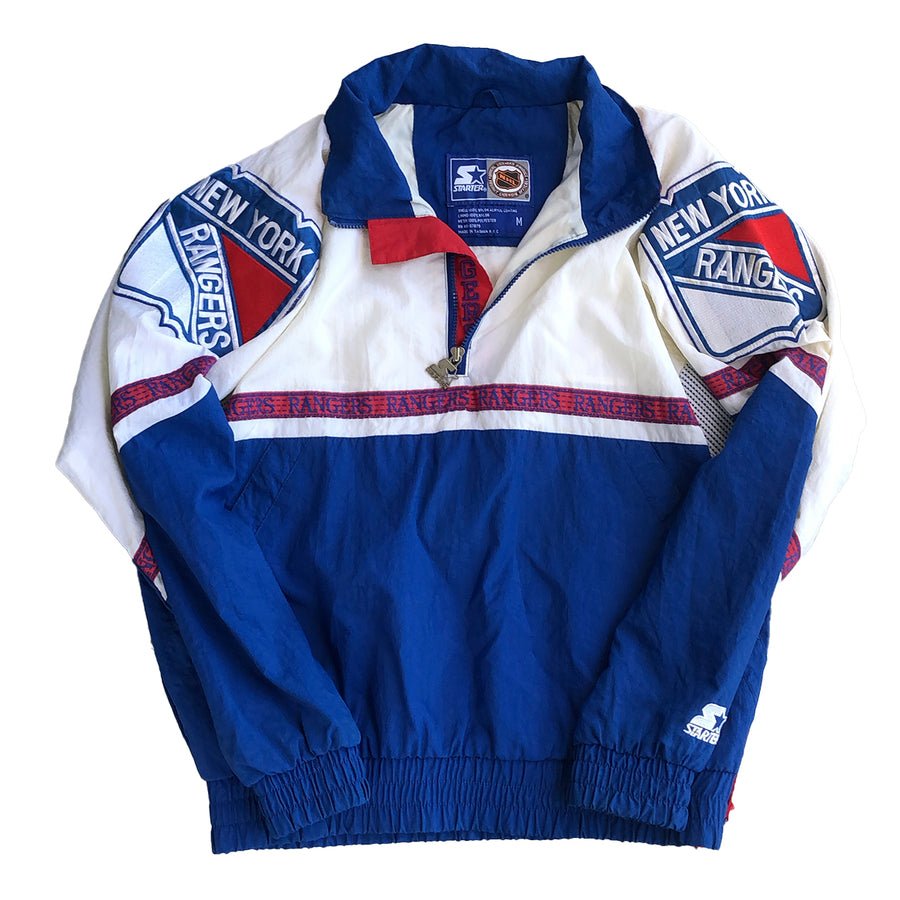 Vintage Starter NHL New York Rangers Jacket M