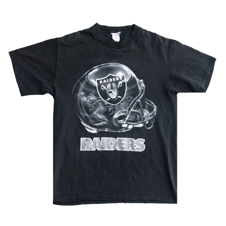 Vintage NFL Los Angeles Raiders Tee L