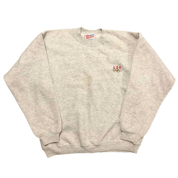 Vintage USA Olmpics Crewneck Sweater M