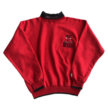 Vintage NBA Chicago Bulls Turtleneck Sweater XL