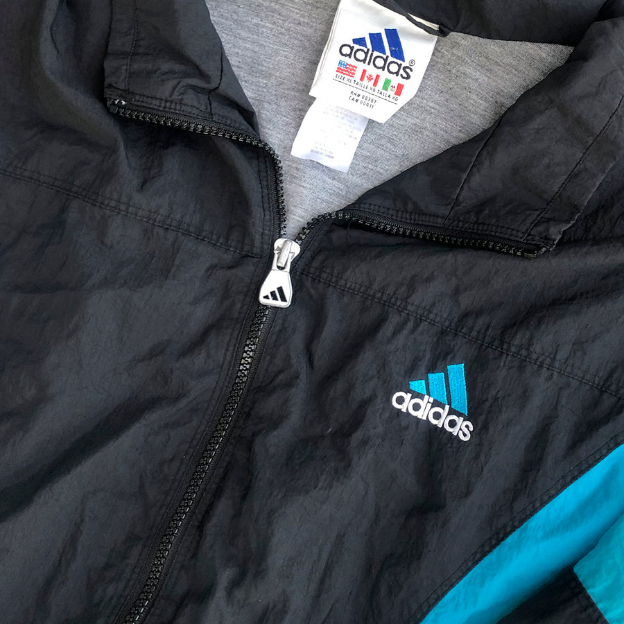 Vintage Adidas Windbreaker Jacket L/XL