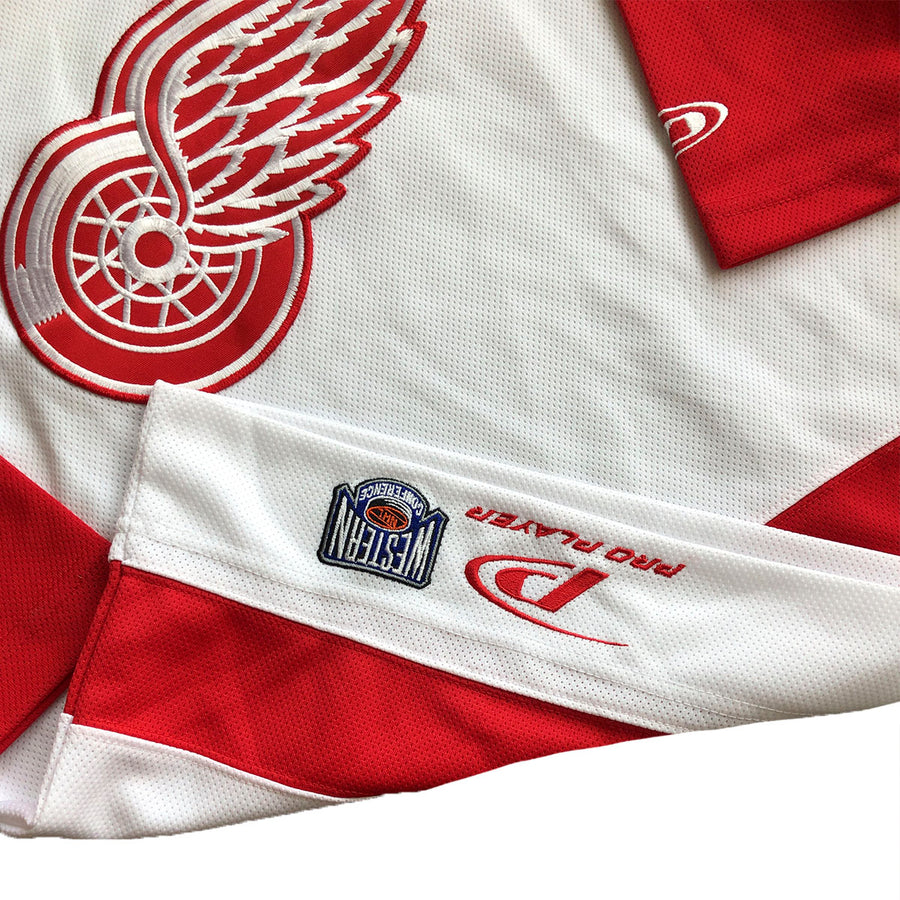 Vintage Pro Player NHL Detroit Red Wings Jersey S NWT