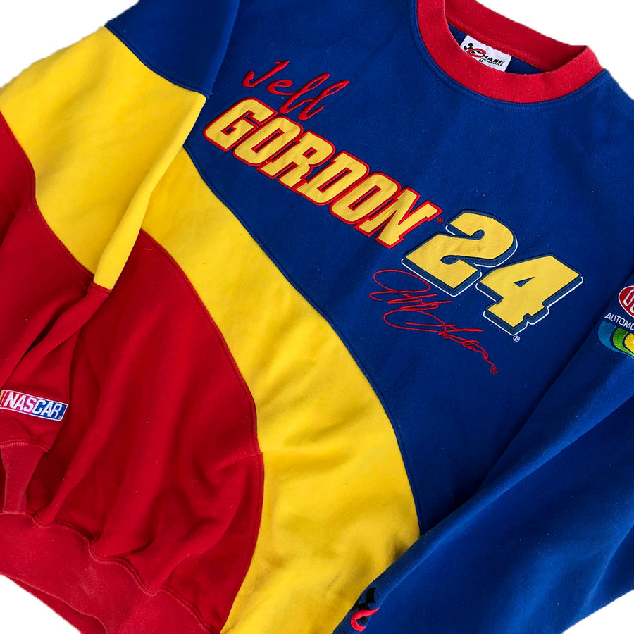 Vintage Racing Jeff Gordon Crewneck Sweater M