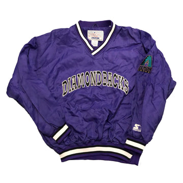 Vintage Starter MLB Arizona Diamondbacks Jacket M