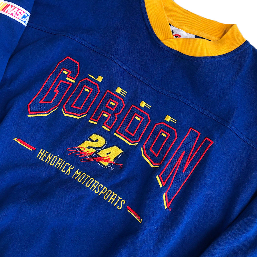 Vintage Racing Jeff Gordon Crewneck Sweater L