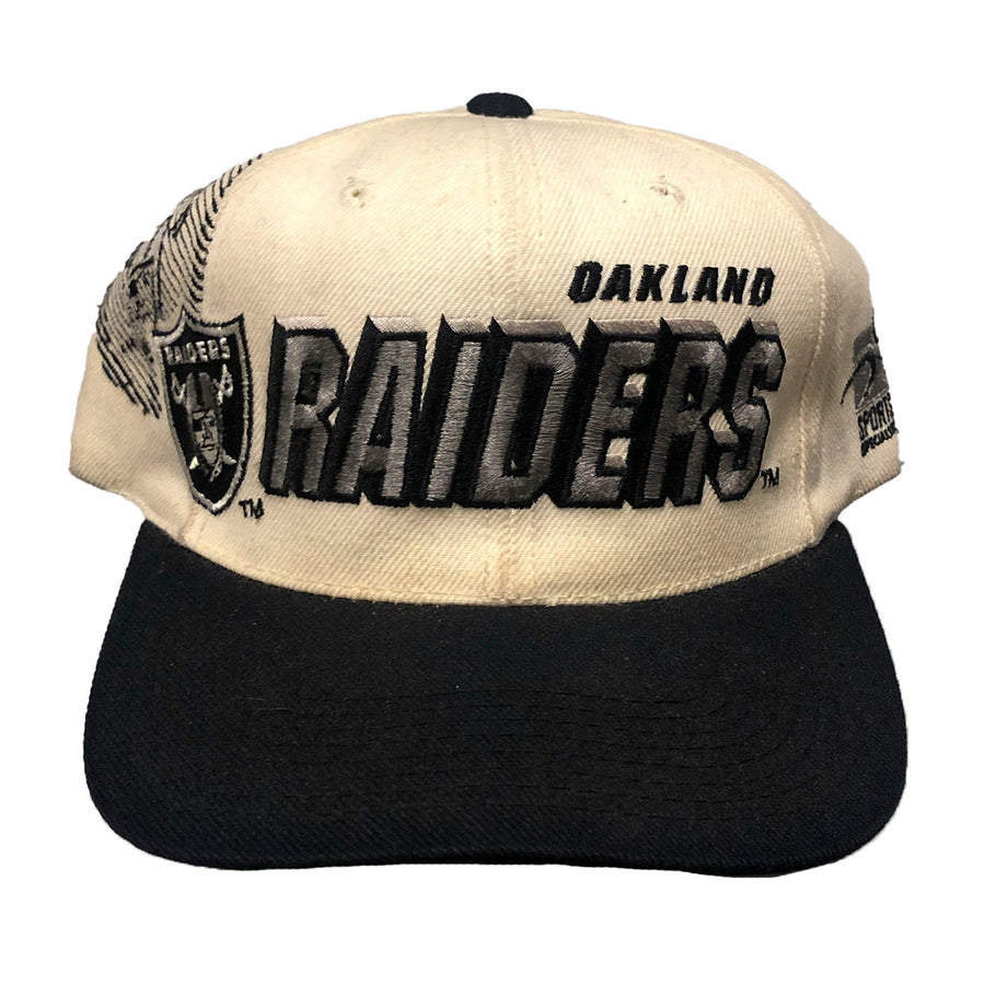 Vintage NFL Sports Specialties Oakland Raiders Snapback