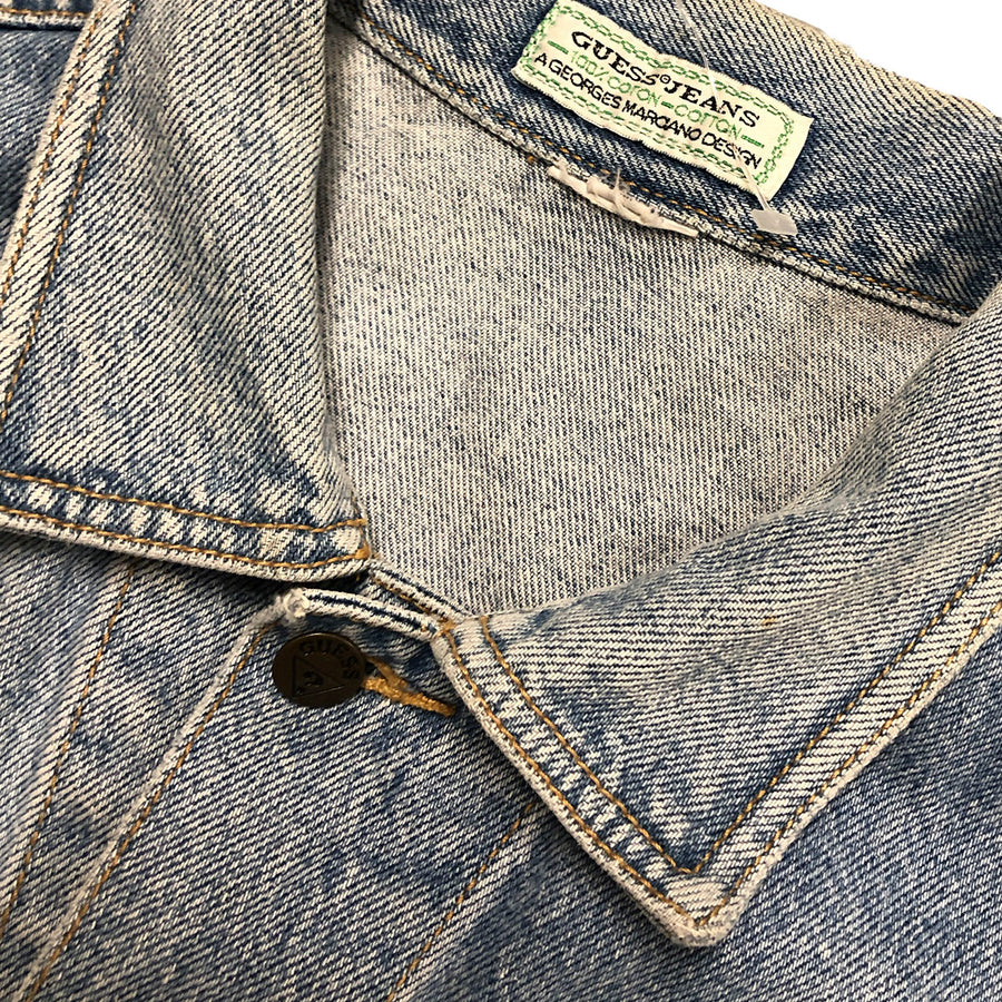 Vintage Guess Jeans Denim Jacket S