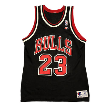 Vintage Champion NBA Michael Jordan Chicago Bulls Jersey M