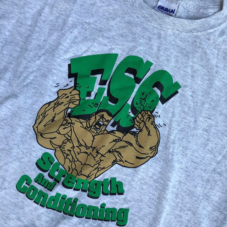 Vintage Strength & Conditoning Workout Tee XL