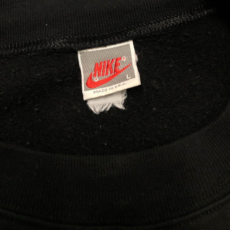 Vintage Grey Tags Nike Crewneck L