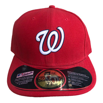 MLB Washington Nationals Fitted 7 3/8