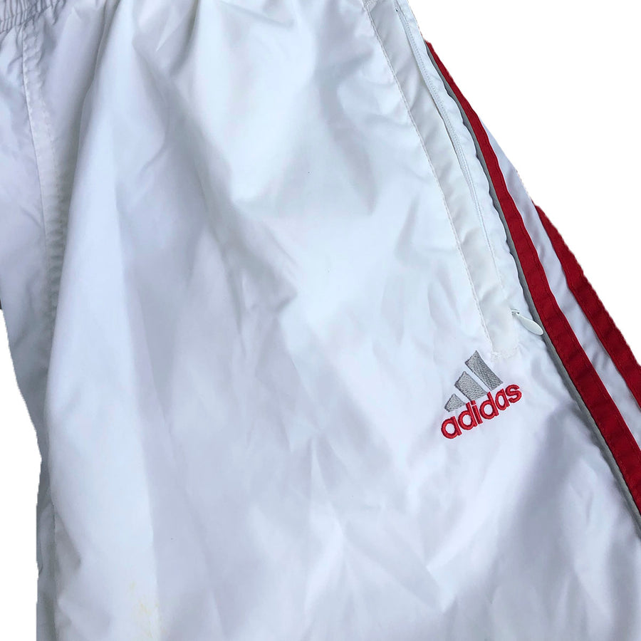 Vintage Full Set Adidas Windbreaker Jacket & Trackpants M/L