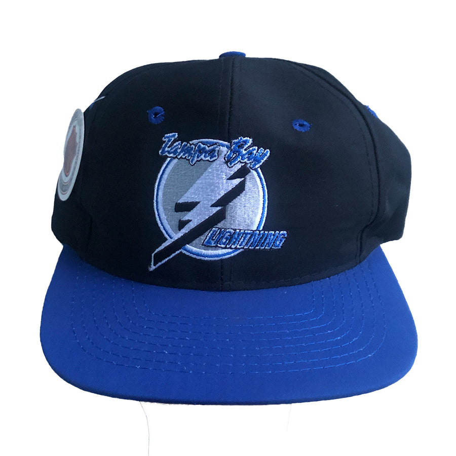 Vintage NHL Tampa Bay Lightening Snapback NWT