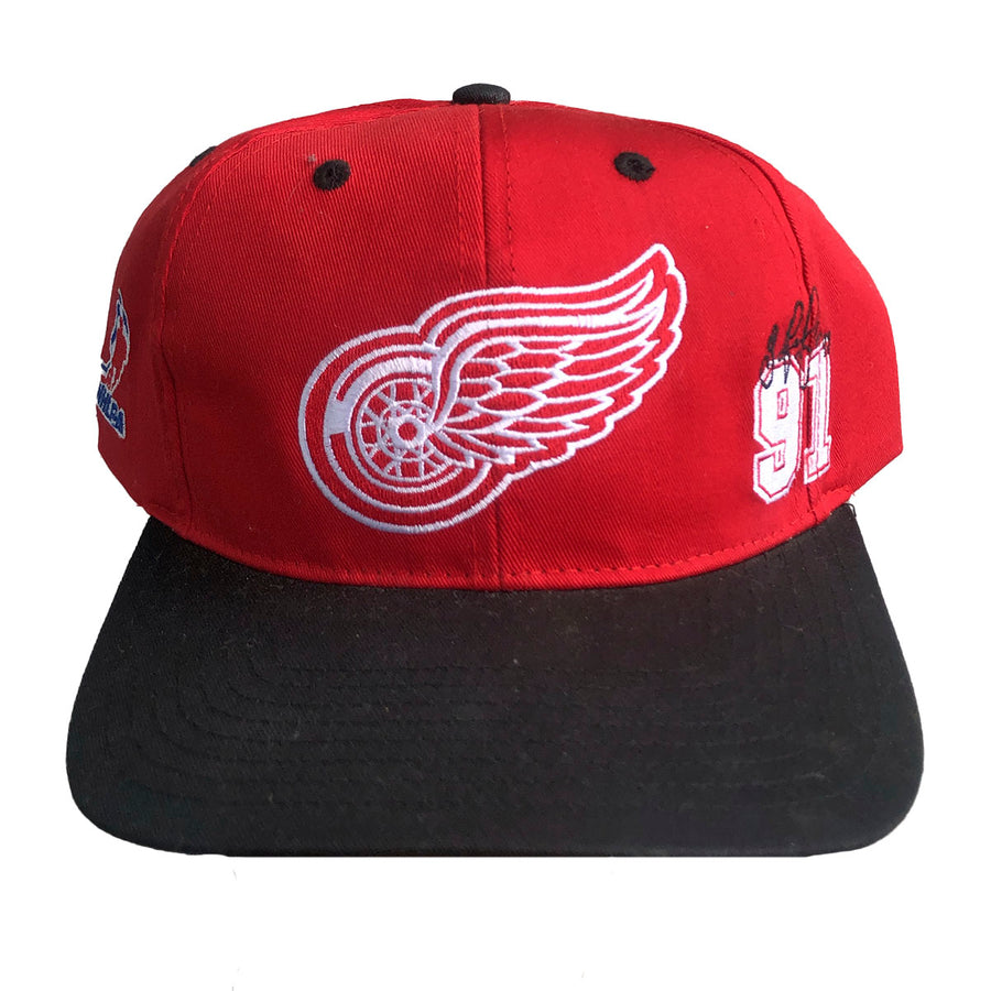 Vintage NHL Detroit Redwings Snapback