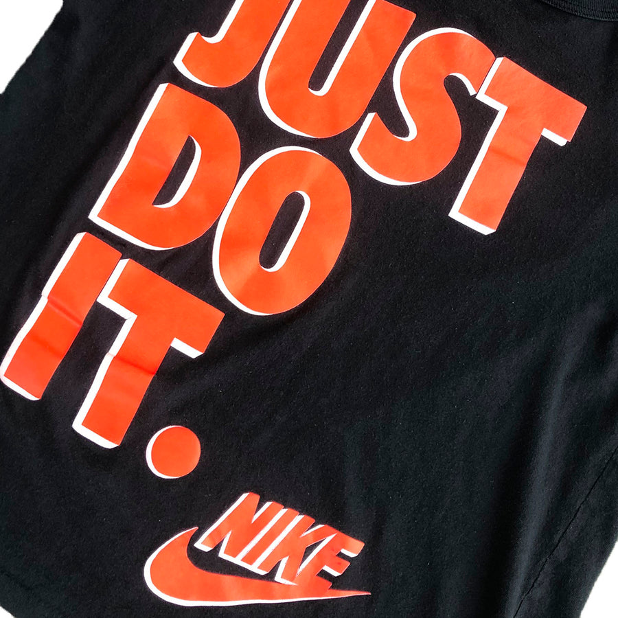 Vintage Grey Tag Nike Just Do It Tee M