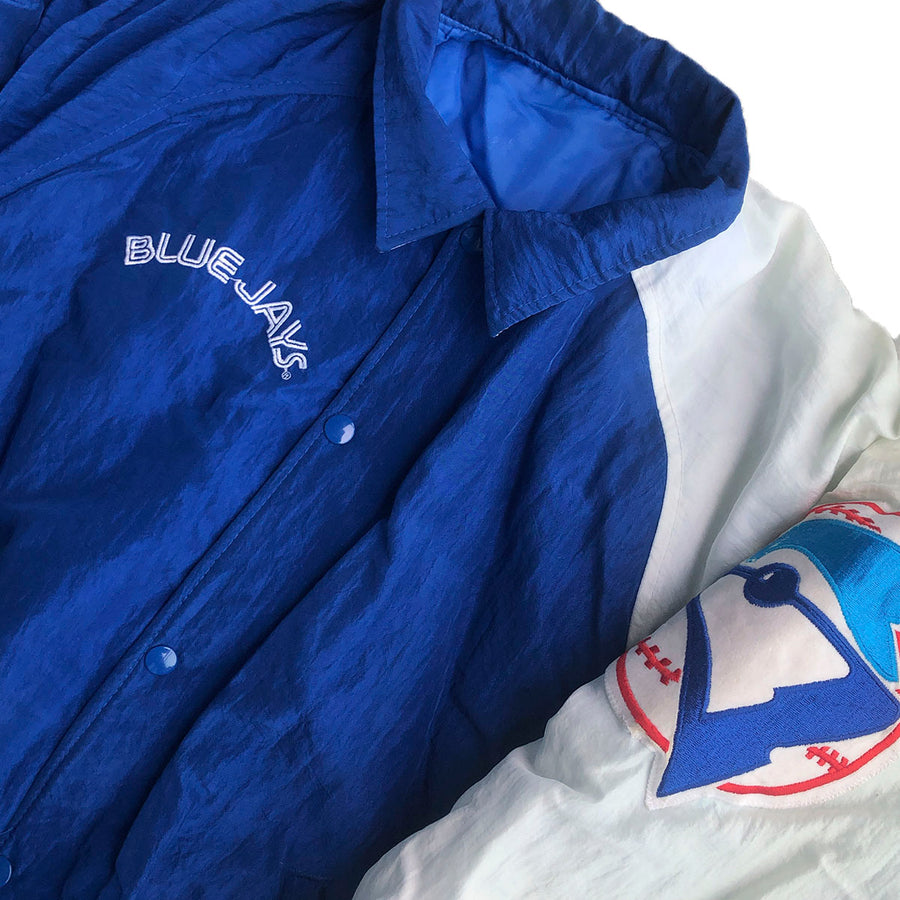Vintage MLB Toronto Blue Jays Jacket L