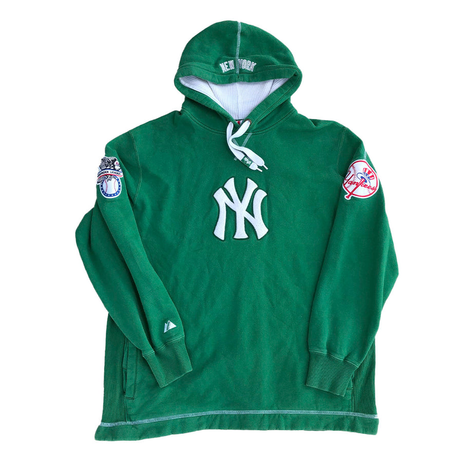 MLB New York Yankees Pullover Hoodie L