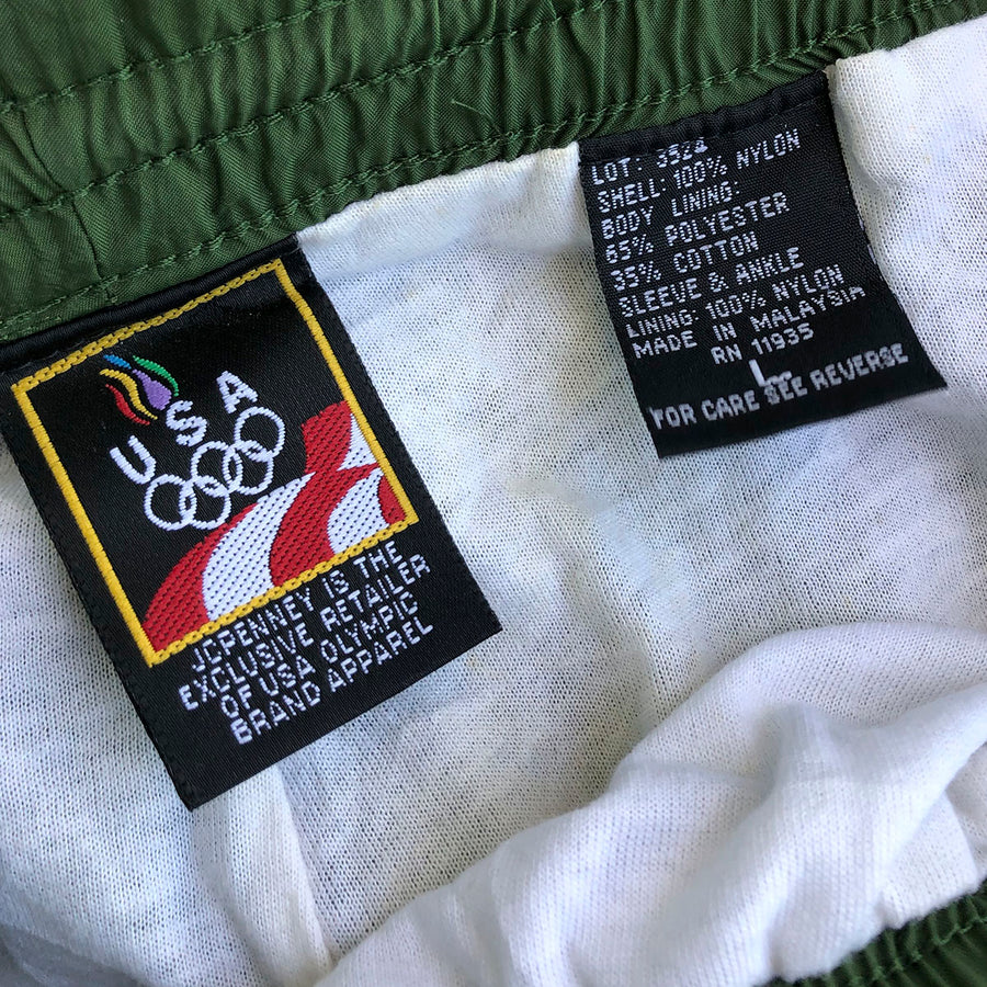 Vintage USA Olympics Trackpants L/XL