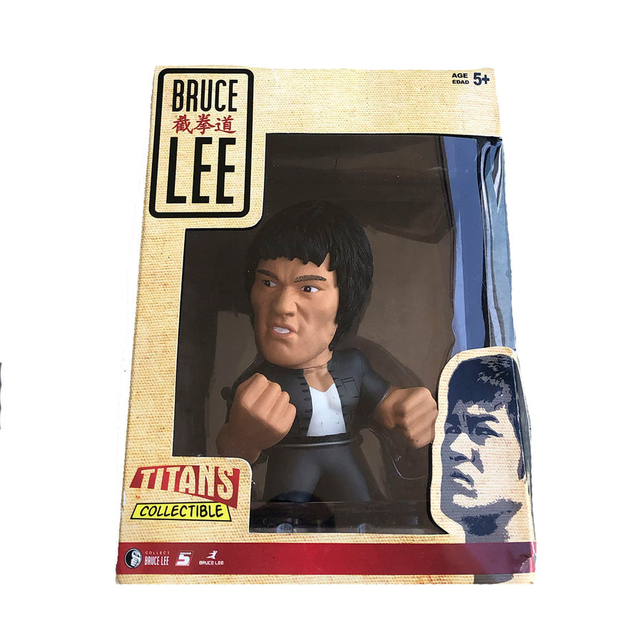 Bruce Lee Titans Collectible Figure Martial Art Toy