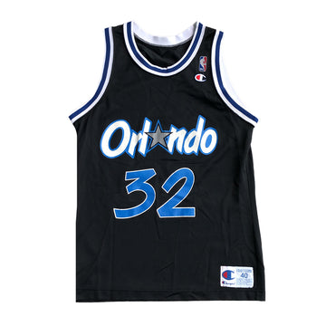 Vintage NBA Orlando Magic Shaquille O'neal Jersey M