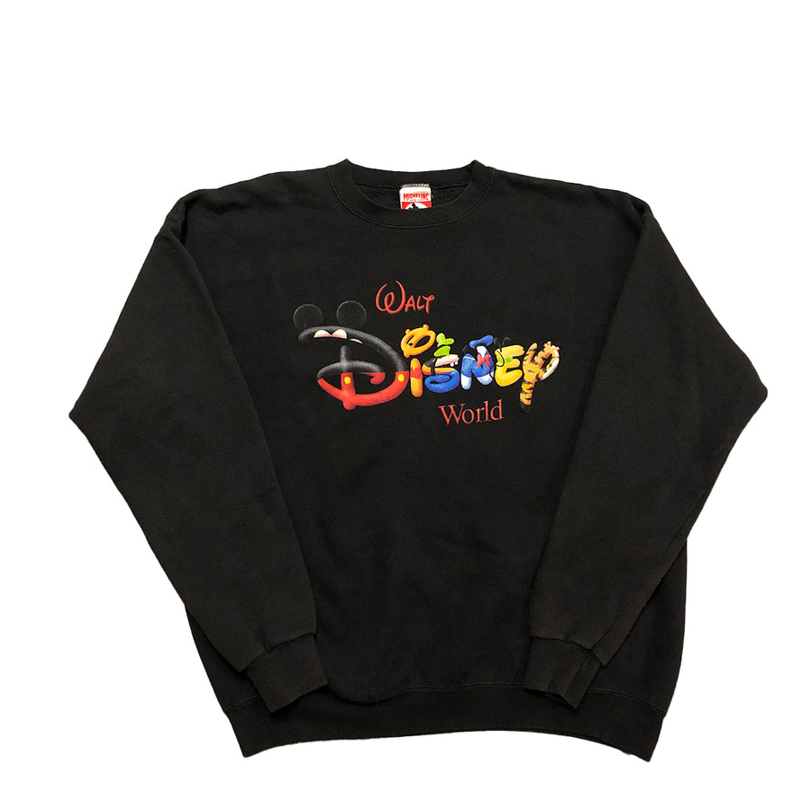 Vintage Walt Disney World Crewneck Sweater XL/XXL