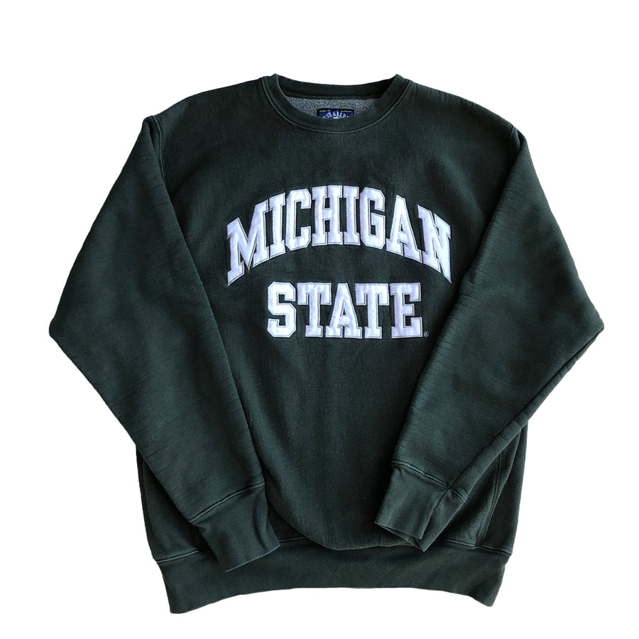 Michigan State Steve & Barry's Crewneck Sweater L