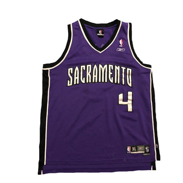Reebok NBA Chris Webber Sacramento Kings #4 Jersey XL