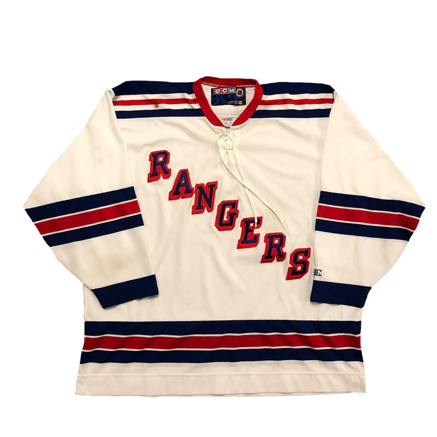 Vintage NHL New York Rangers Jersey XL