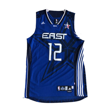 Rare 2010 Adidas NBA All Stars East Dwight Howard #12 Jersey L