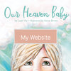 Children's book about miscarriage and Heaven for kids