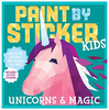 Paint by Sticker for kids Unicorns