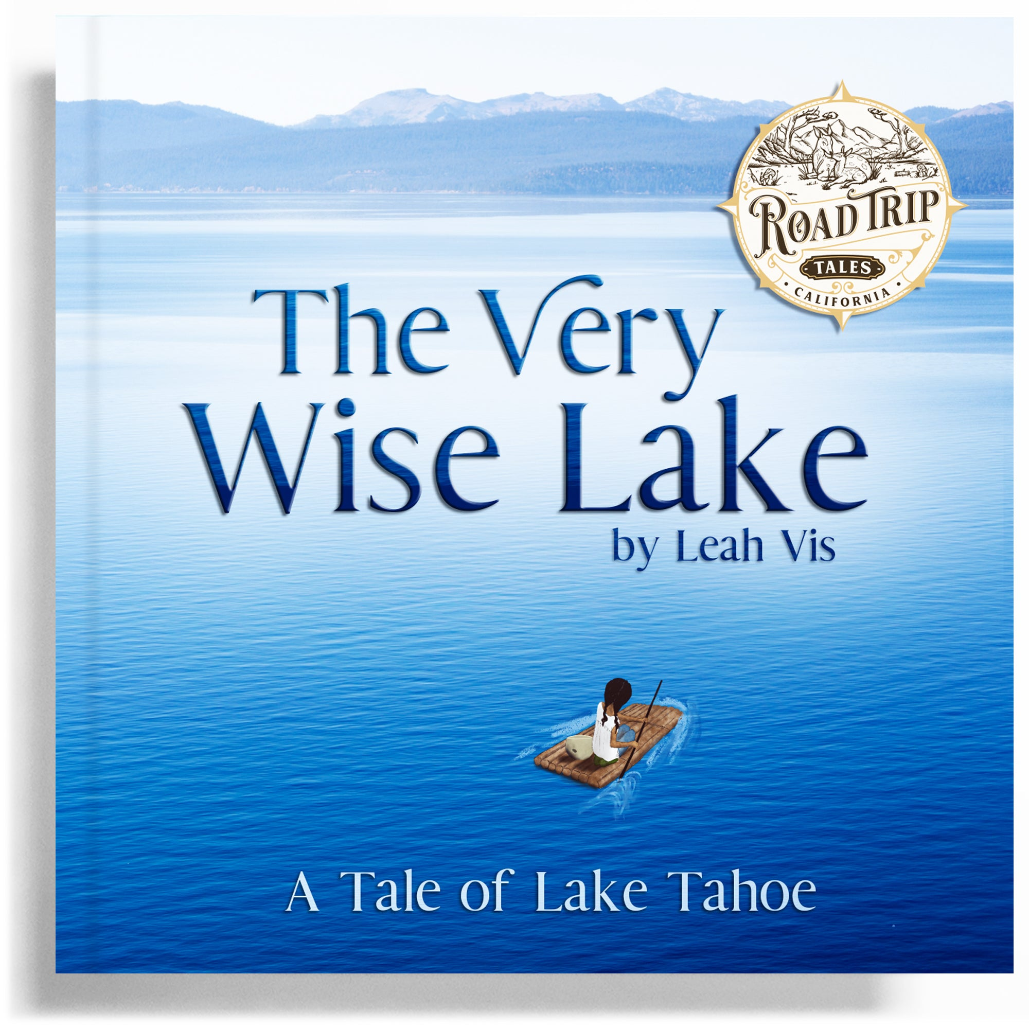 The Very Wise Lake - 8.5 x 8.5 paperback