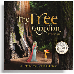 The Tree Guardian: A Tale of the Sequoia Forest - 8.5 x 8.5 paperback