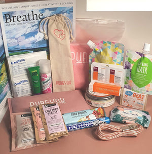 Pure You Mummy Makeover Recovery Pack