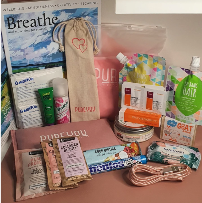 Pure You Indulgence Recovery Pack