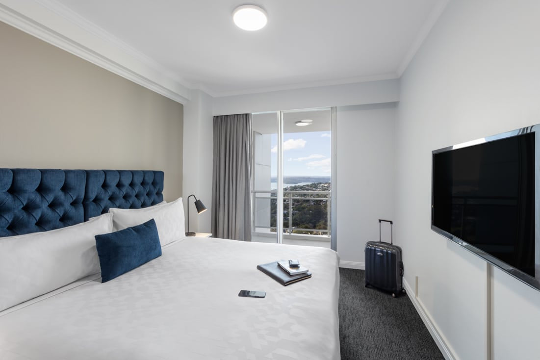 Two Bedroom Harbour View Package - Meriton Bondi Junction - Pure You