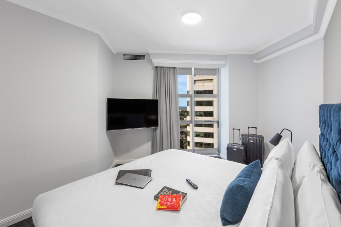 Two Bedroom Luxury Package  -Meriton Bondi Junction - Pure You