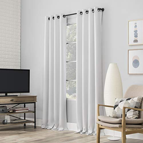 Sun Zero Blackout Grommet Curtain