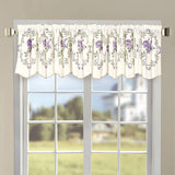 "Classic Embroidery Valance 60"" x 19"""