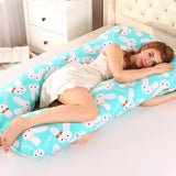 U shape Maternity Pregnancy Pillow Side Sleeper