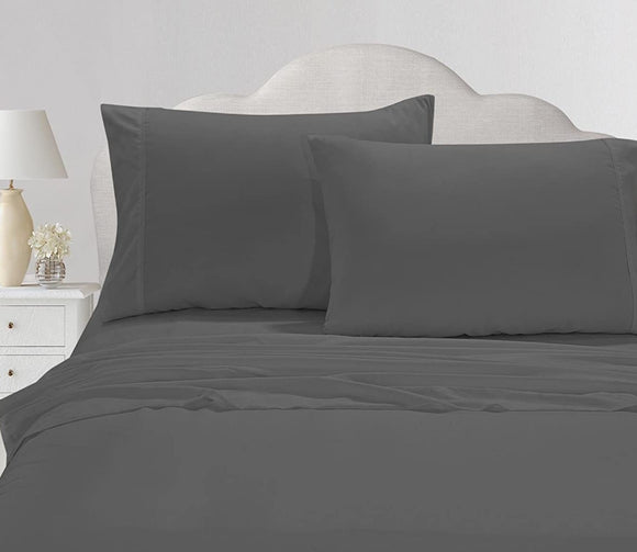 Silky Soft Polyester Single Flat Sheet