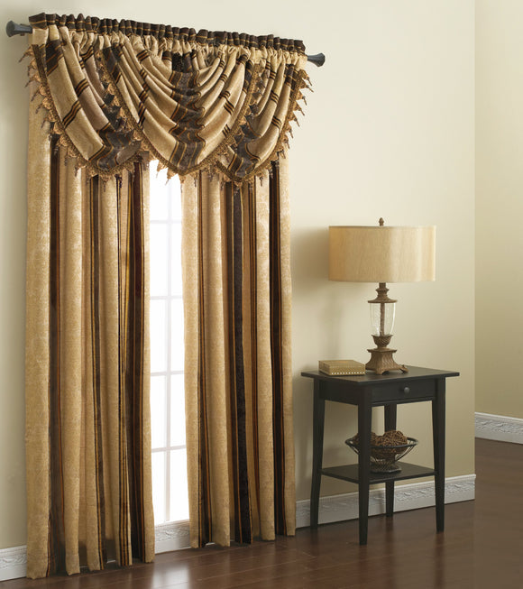 Marquis Lined T-Panel Drapes 84 Inch