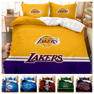 NBA Basketball Duvet Cover Set