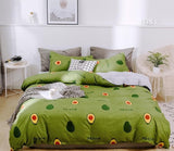 Avocado Classic Bedding Set